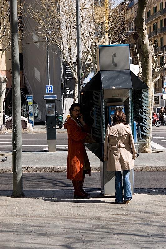Street Scenes.
