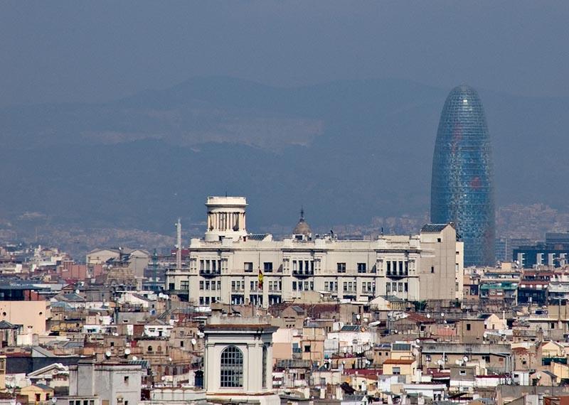 Barcelona Views.