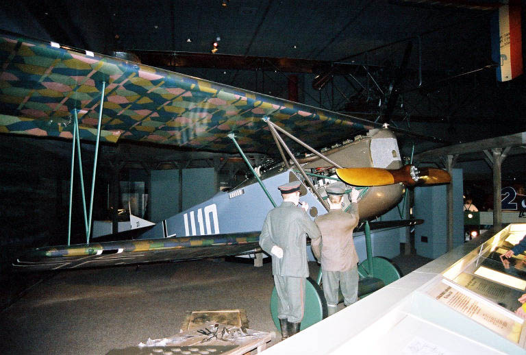 Museo del  Aire y Espacio
