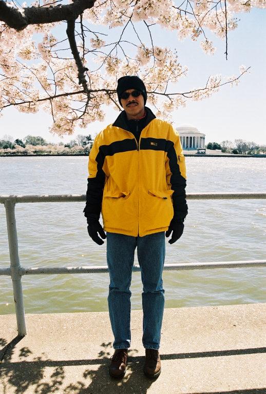 Frente Monumento a Jefferson