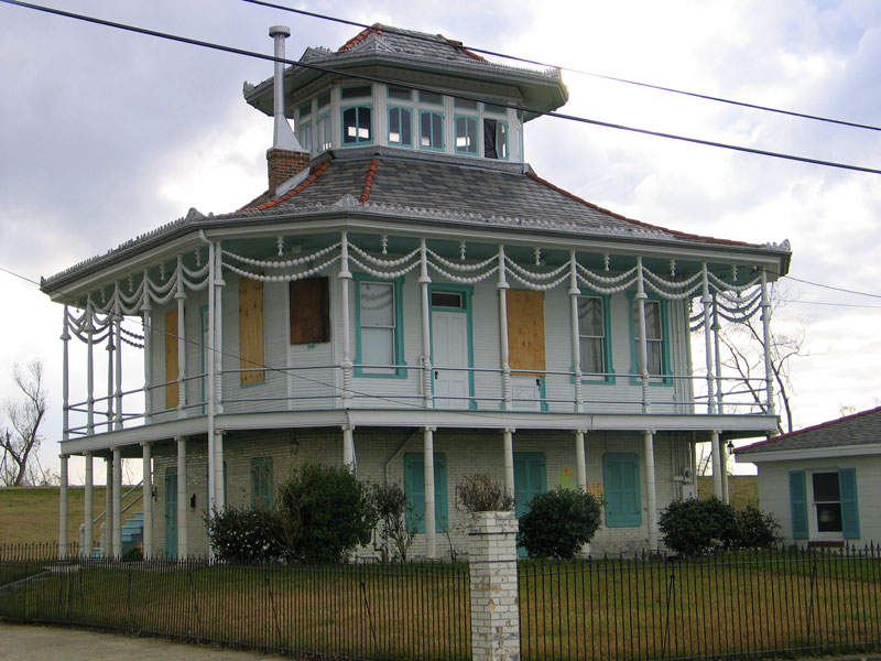 Second Steamboat House