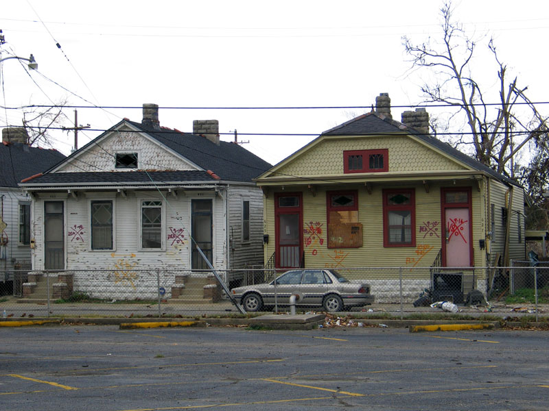 Holy Cross District of Ninth Ward
