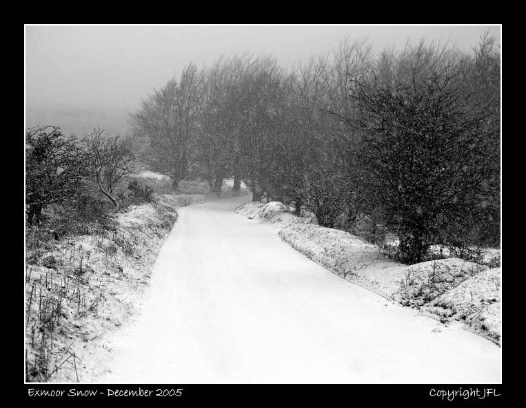 Exmoor Snow