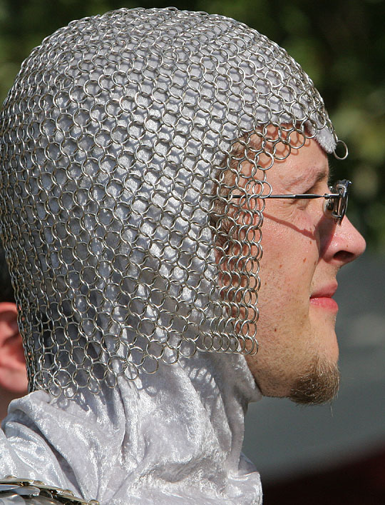 Mr. Chainmail