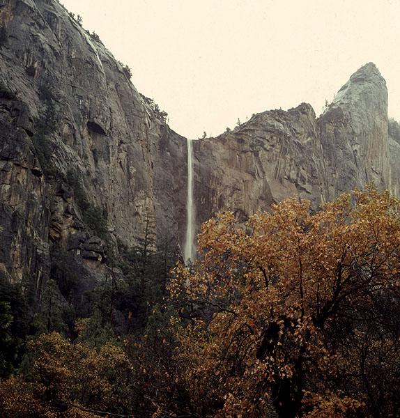 Bridalveil Fall, Fall 1965