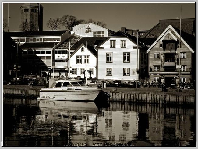 Boats in Stavanger