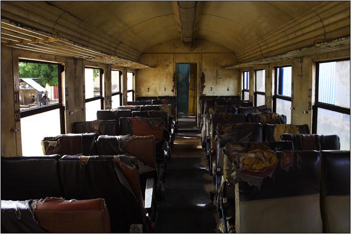 Kayes, train Bamako-Dakar #27