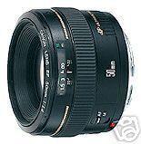 Canon EF 50 mm USM F/1,4