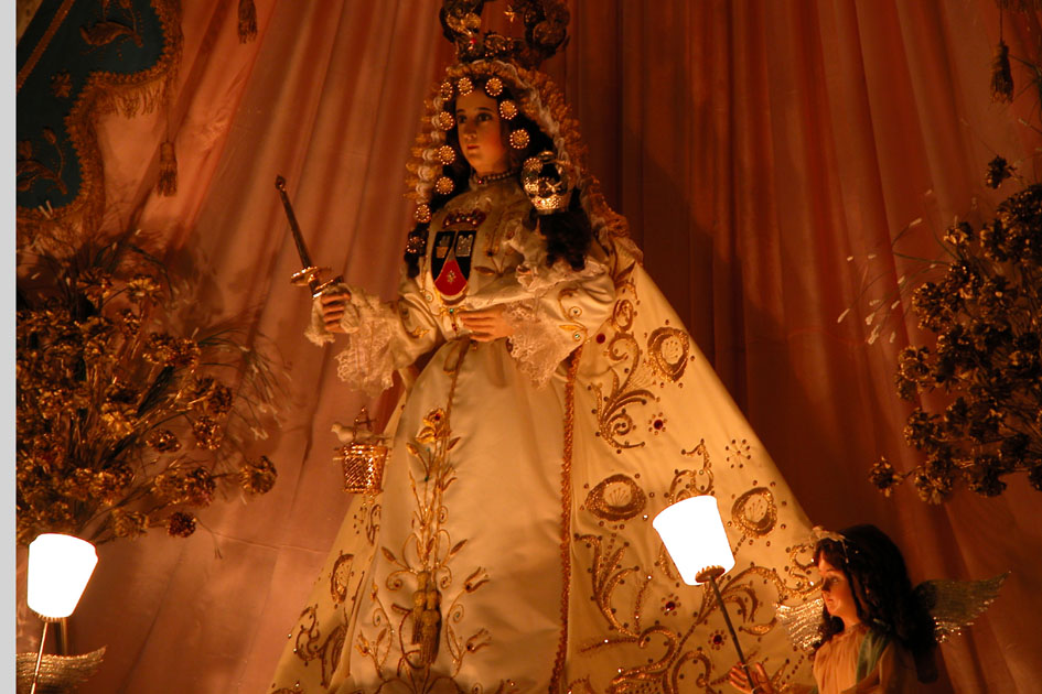 The Virgin of Chapi