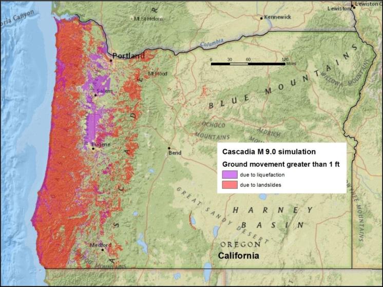 Massive Earthquake Threatens Pacific Northwest