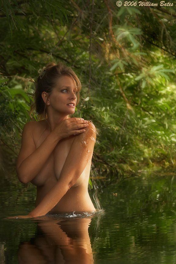 Garden of eden model nude