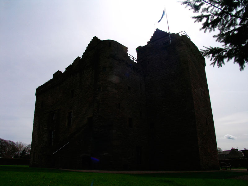 Huntingtower Castle original
