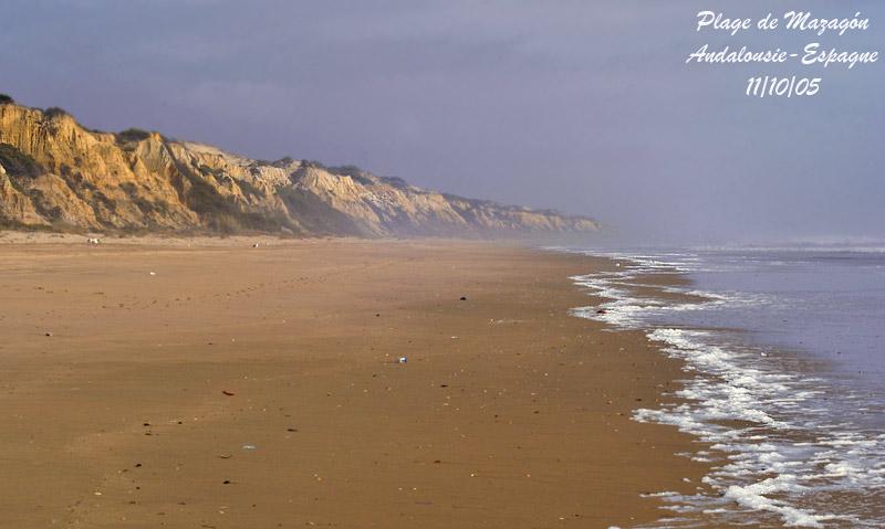 Mazagón Beach Spain