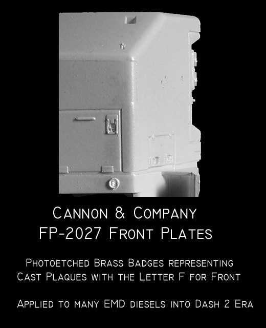 FP-2027 Front Plate