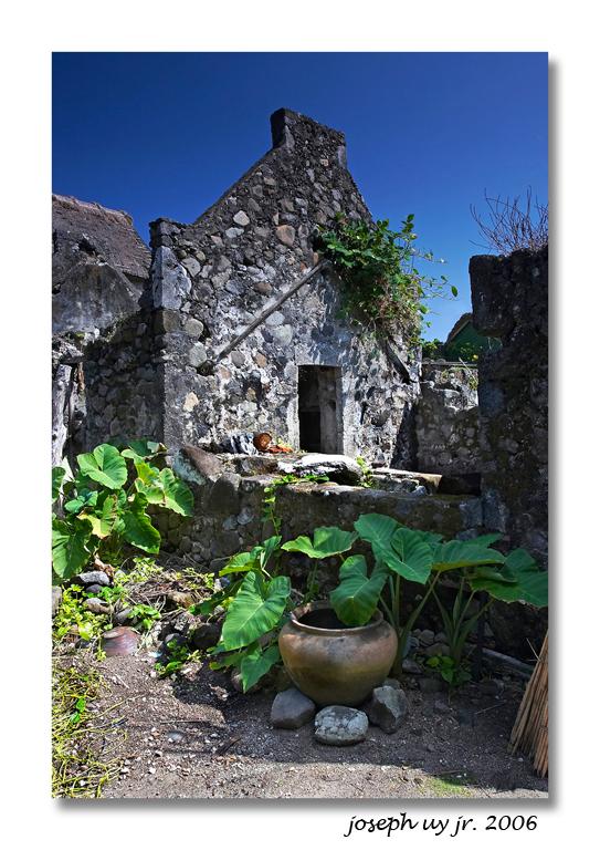 Ivatan Stone House, Sinakan, Sabtang, Batanes