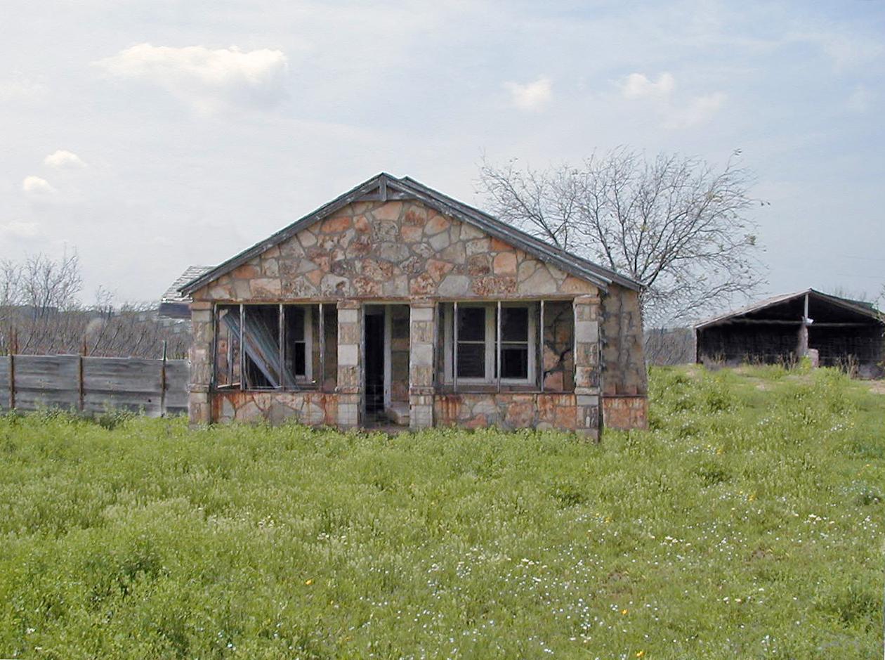 Old House - Guthrie, Texas