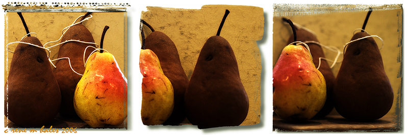 pear montage