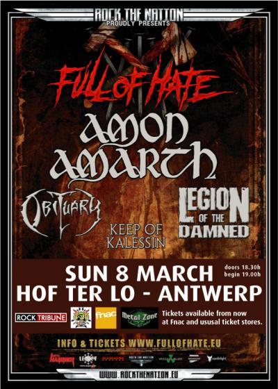 Full of Hate 2009
