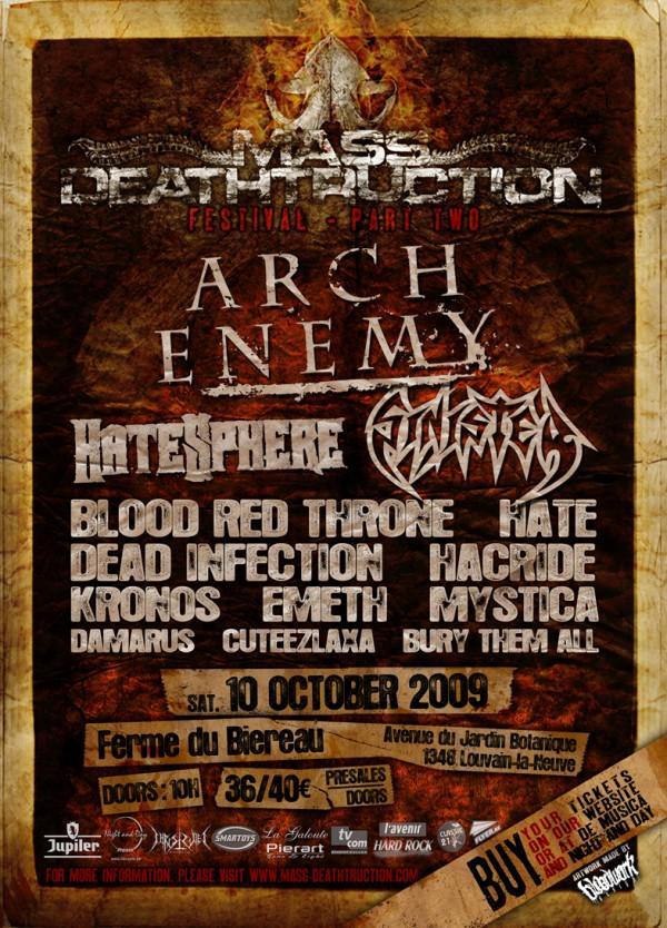 Mass Deathtruction