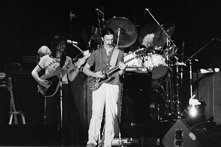 Frank Zappa, Arthur Barrow <br>fa0321-12
