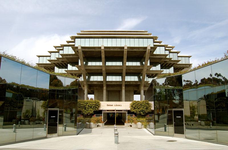 Geisel Library 5