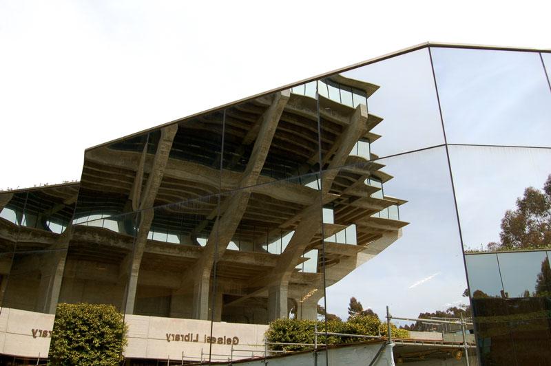 Geisel Library 4