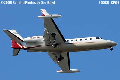 Hughes Westwind Ltd.s Israeli Aircraft Industries 1124A N220DH corporate aviation stock photo #0088