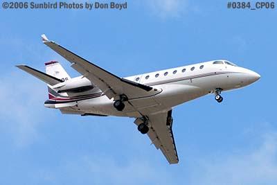 Executive Jet Aviations Israeli Aircraft Industries Gulfstream G-200 Galaxy N---QS corporate aviation stock photo #0384