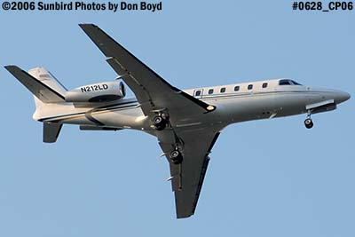 917SC Ltd.s Israeli Aircraft Industries 1125 Westwind Astra N212LD corporate aviation stock photo #0628