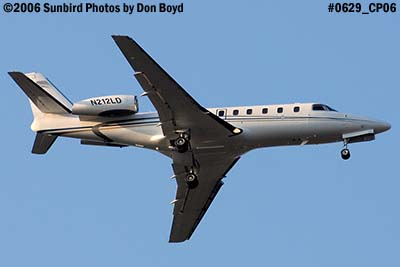 917SC Ltd.s Israeli Aircraft Industries 1125 Westwind Astra N212LD corporate aviation stock photo #0629