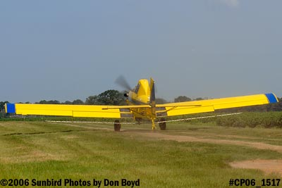 Dixon Brothers Flying Service Air Tractor AT-402 N4555E crop duster aviation stock photo #CP06_1517