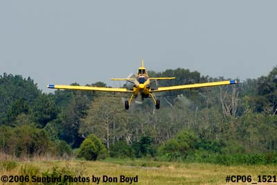 Dixon Brothers Flying Service Air Tractor AT-402 N4555E crop duster aviation stock photo #CP06_1521