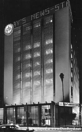 1960s - the Gulf American Land Corporation building at Biscayne Boulevard and NE 79th Street, Miami (see comments below)