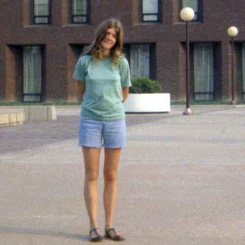 1970 - Brenda Reiter at Essex Community College