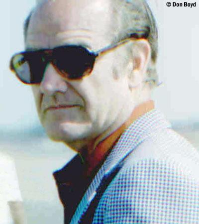 1975 - U. S. Senator George McGovern (D, SD) returning from secret trip to Cuba
