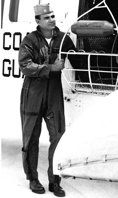 IN MEMORIAM for Lieutenant Jack C. Rittichier, USCG (Coast Guard Aviator #997) (more articles)