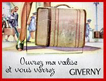 CARTES ORIGINALES DE GIVERNY