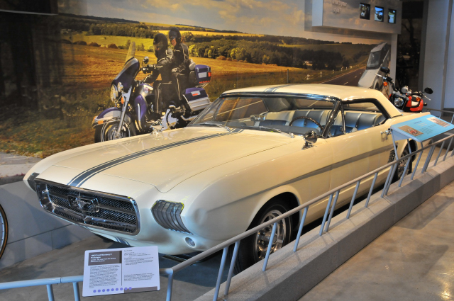 Ford Mustang 1963 Occasion