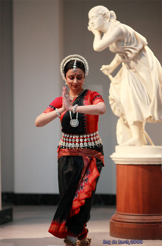Ancient Rhythms..Classic Odissi Dance from India