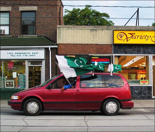 Independance Day fervor
