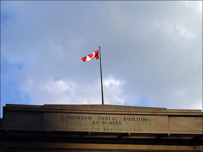 The Dominion Public Building