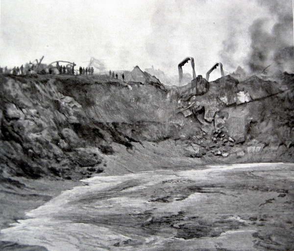 Cratère de la catastrophe dOppau