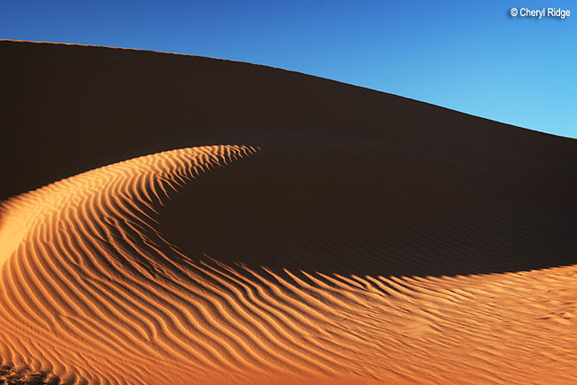 2237b- red sand dunes