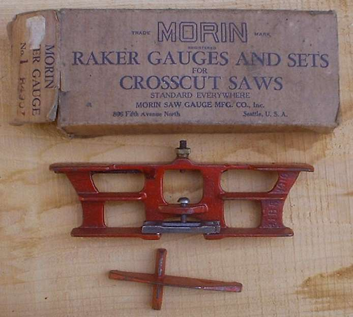 Raker Gauge and Set Spider