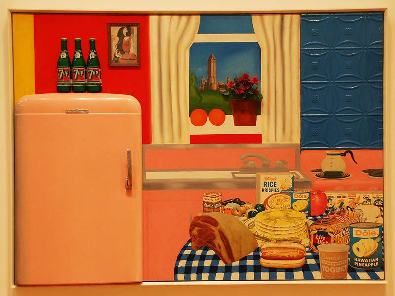 Tom Wesselmann : Still life - 1963