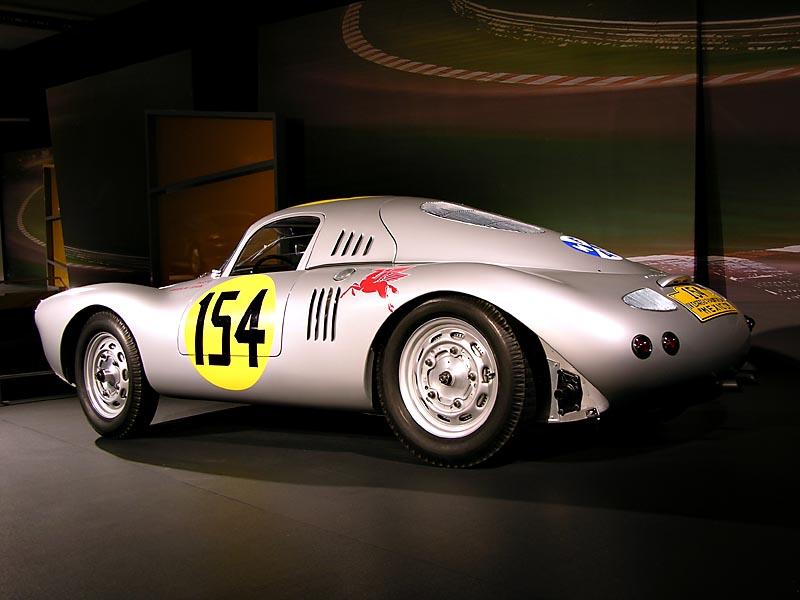 1953 Porsche 550-01 Coupe