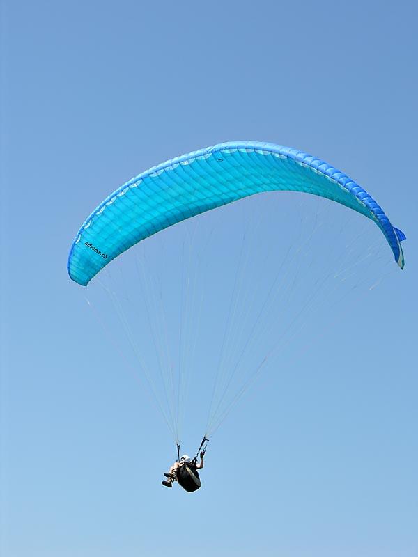 Paragliding at Torrey Pines Glider Port