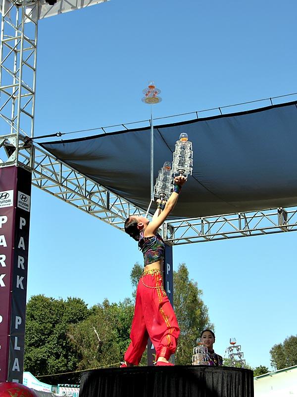 The Peking Acrobats