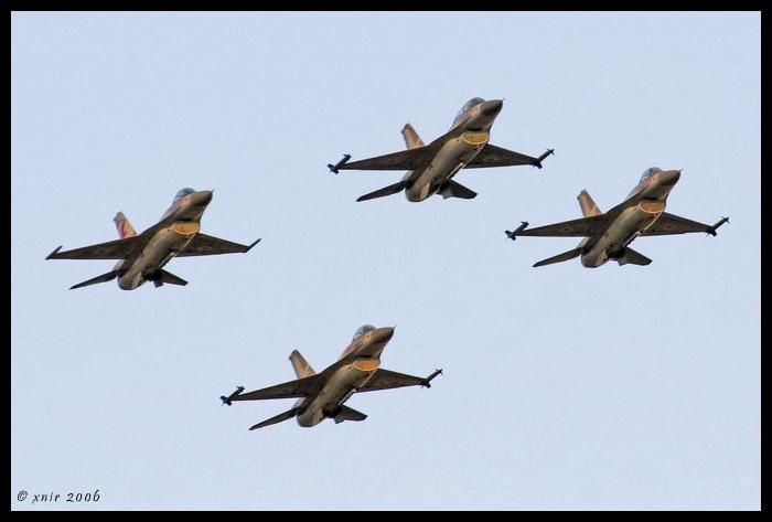 Israel Air Force F-16A/B NETZ