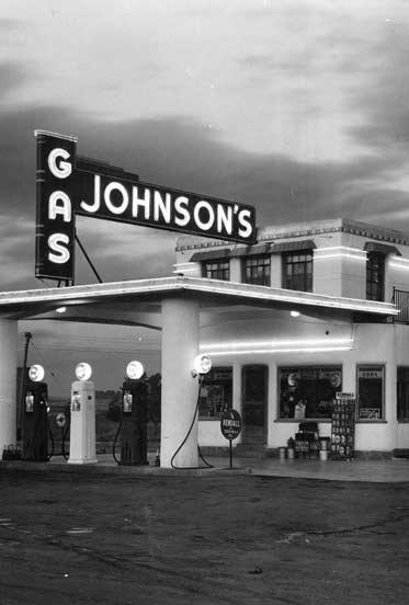 Johnson also had a truck stop on 285, now I-25.